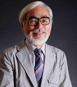 Хаяо миядзаки великий аниматор